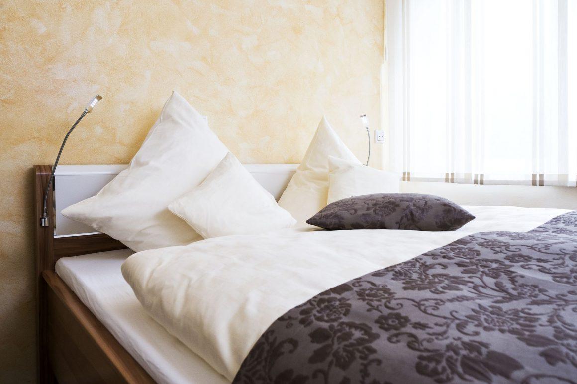 Schlafzimmer Fewo Sevilla