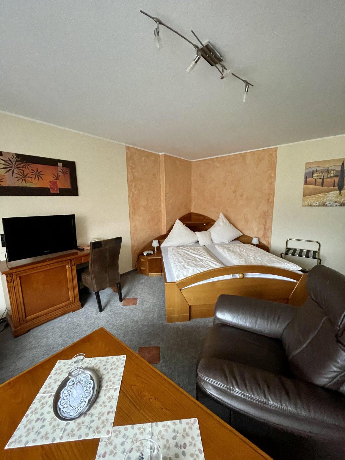 Doppelzimmer Superior Bett