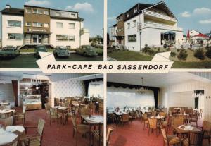 Park-Café Sprenger Früher