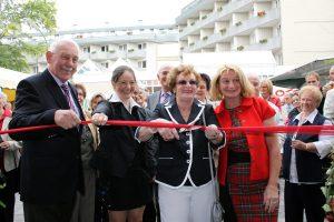 Eröffnung Appartmenthaus
