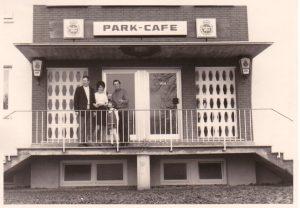 Eröffnung Park Cafe Sprenger