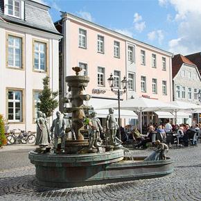 Lippstadt Marktplatz